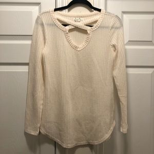 24/7 Maurices Ribbed TShirt